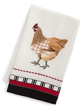 Mackenzie-Childs Lady of the Roost Guest Towel
