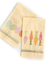 Mackenzie-Childs Springtime Guest Towels - Set of 2
