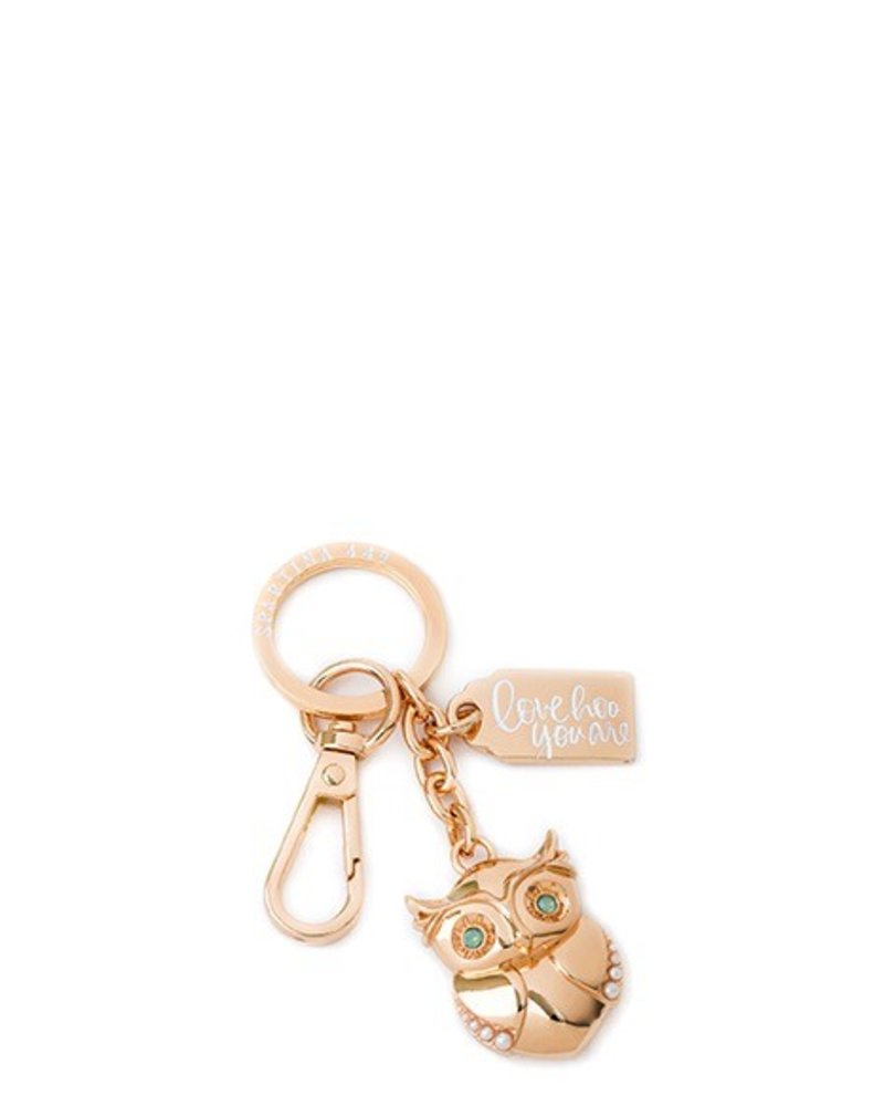 Spartina Oh So Witty Keychain