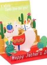 Up With Paper Papa Llama