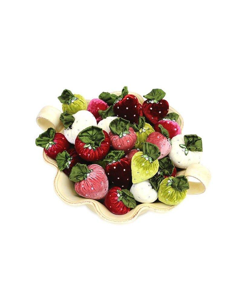 Hot Skwash Medium Velvet Strawberry