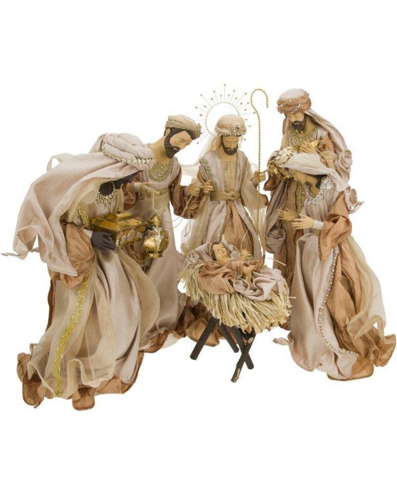 Mark Roberts Renaissance Nativity