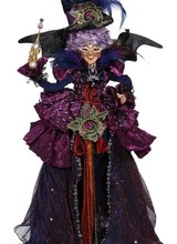 Mark Roberts Halloween Princess Witch
