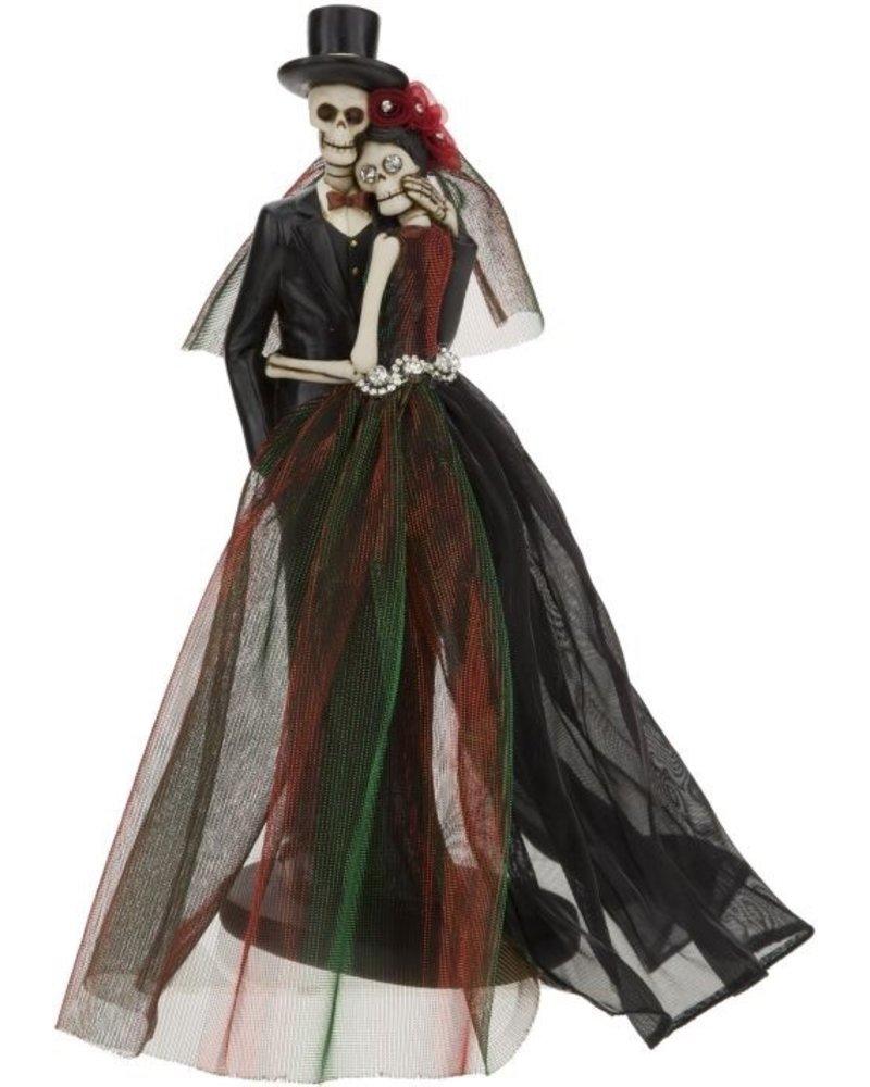 Mark Roberts Groom & Bride Skeleton