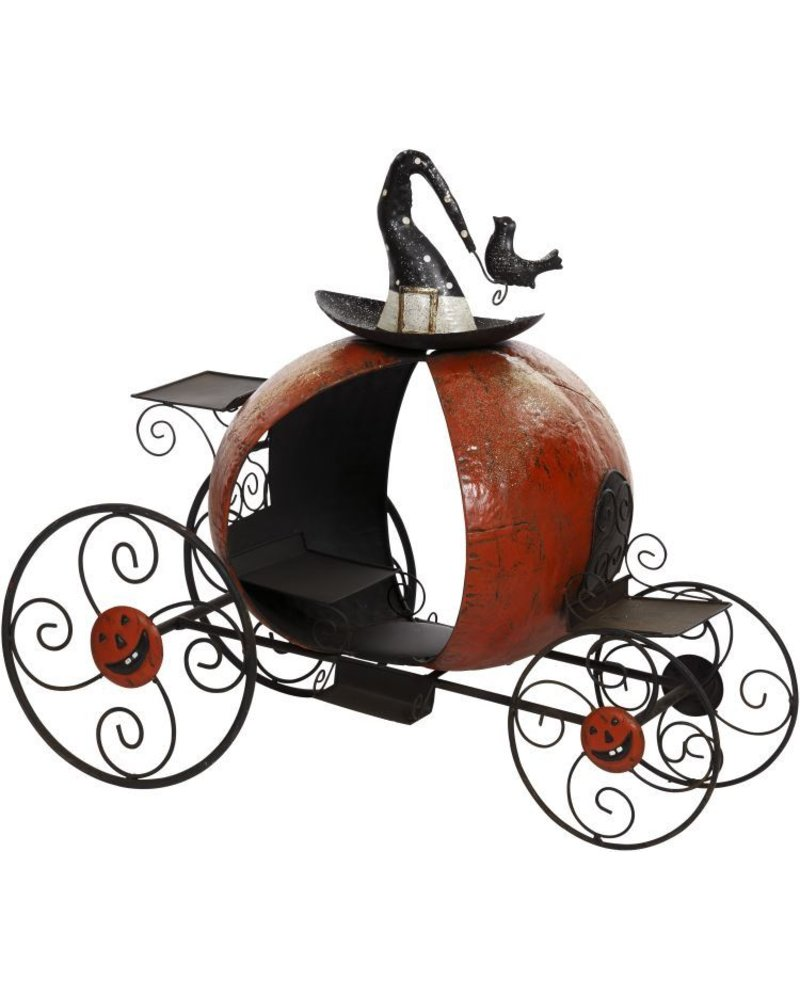 Mark Roberts Pumpkin Carriage