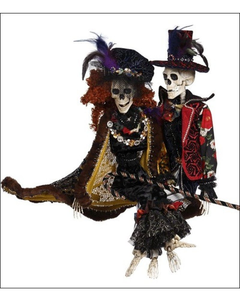 Mark Roberts Samba Skeleton - Medium