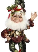 "Mark Roberts Santa's Sleigh Elf Small 10"""