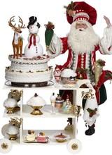 Mark Roberts Sweet Shoppe Santa