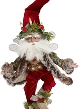 Mark Roberts Father Christmas Fairy, Small - 10 Inches