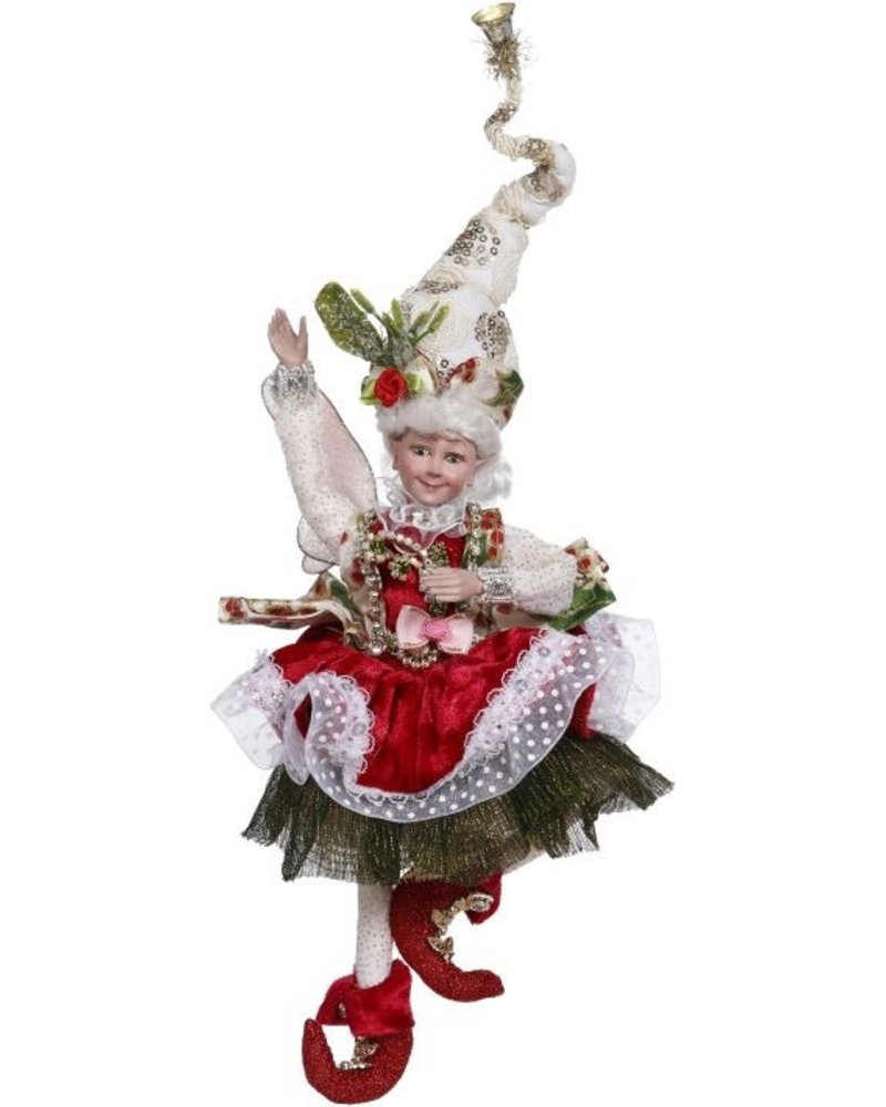 Mark Roberts Christmas Jewel Girl Fairy, Small - 9 Inches