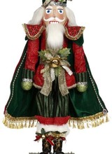 Mark Roberts Traditional Nutcracker - 32 Inches