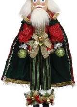 Mark Roberts Traditional Nutcracker - 23 Inches