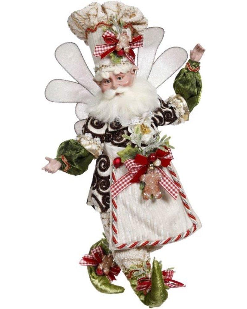 Mark Roberts Gingerbread Baker Fairy, Medium - 17 Inches