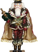 Mark Roberts Festive Nutcracker - 33 Inches