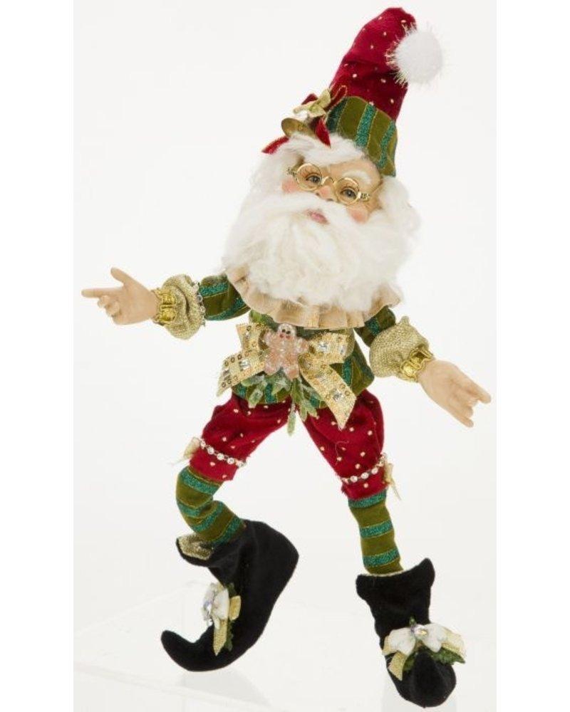"Mark Roberts Northpole Jester Elf Small 13"""