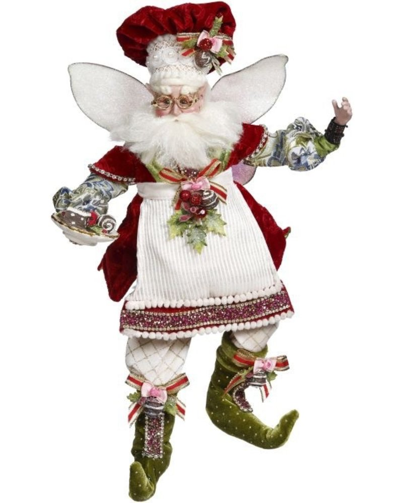 Mark Roberts All the Trimmings Fairy, Medium - 17 Inches