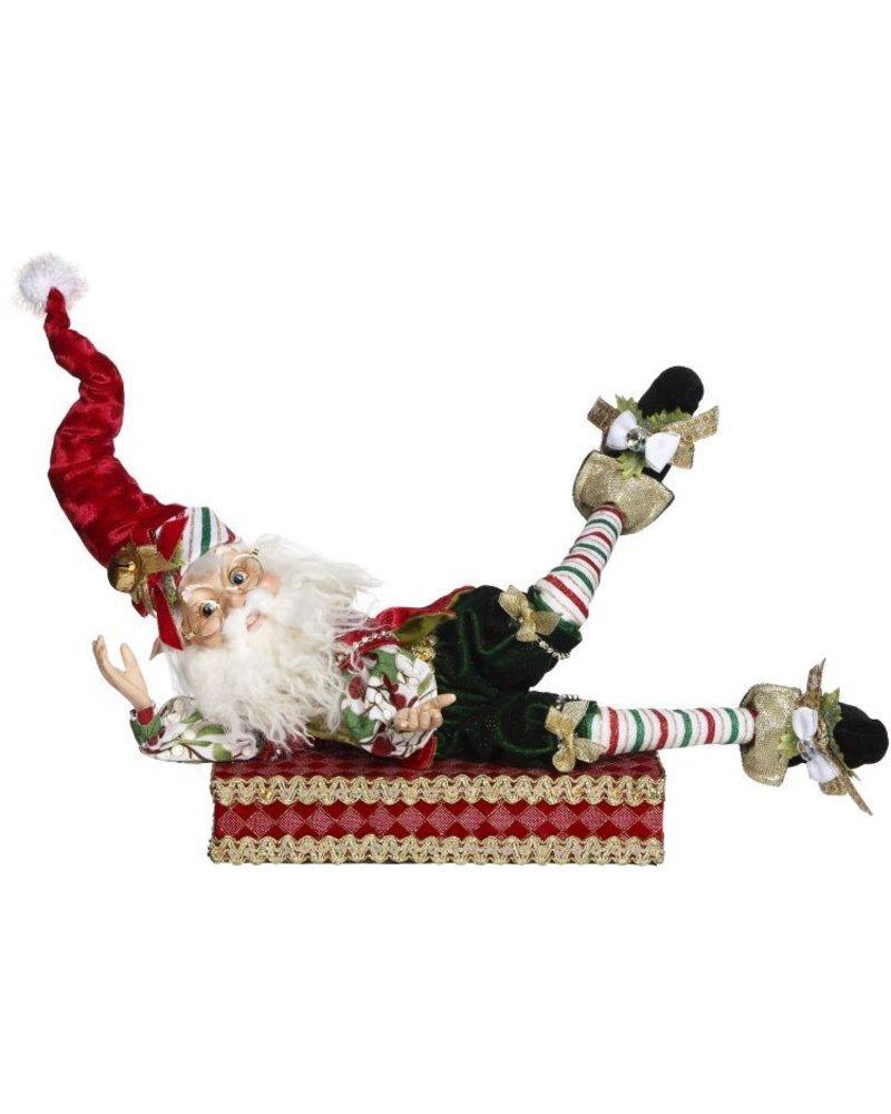 "Mark Roberts North Pole Candy Elf Stocking Holder 17x5"""