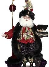 """Mark Roberts Glittering Jewels Santa 26"""""""
