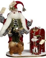 """Mark Roberts Santa's Mail Box 25"""""""