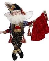 "Mark Roberts Feliz Navidad Fairy - Small 9"""