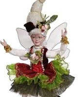Mark Roberts Christmas Joy Girl Fairy, Small - 9 Inches