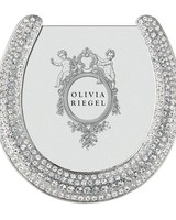 Olivia Riegel Crystal Horseshoe Frame 3.5