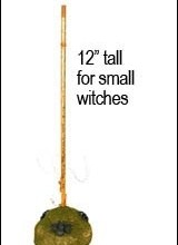 Mark Roberts Small Witch Stand  12""