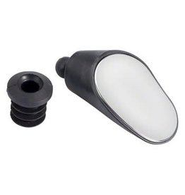 Sprintech Sprintech Dropbar Mirror: Single~ Black