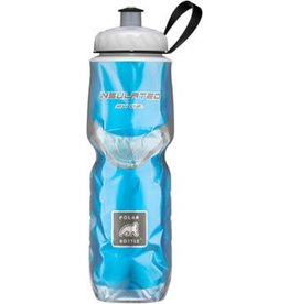 Polar Bottles Polar Insulated Water Bottle: 24oz, Blue