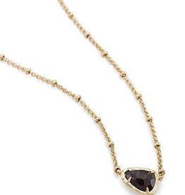 Kendra Scott Design Kendra Scott Arleen Necklace in Black Granite