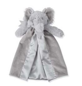 Mud Pie Grey Elephant Lovie