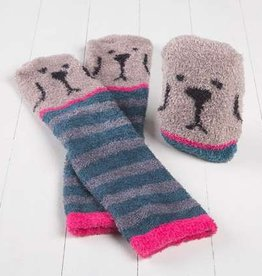 Natural Life Dog Cozy Socks