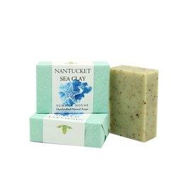 Summer House Natural Soaps Soap Bar - Nantucket Sea Clay