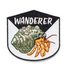 Frog & Toad Press Wanderer (Hermit Crab) Patch