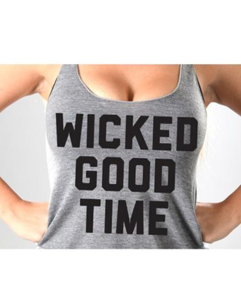 Digital Basement LLC Wicked Good Time Tank Top