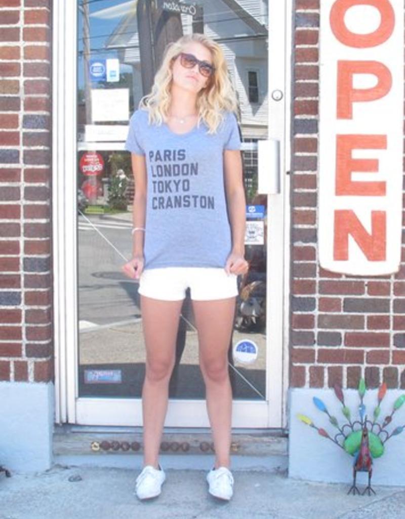 Digital Basement LLC Cranston T-Shirt