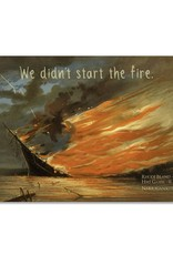 Frog & Toad Design Burning of the Gaspee Print