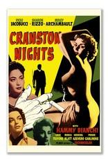 Frog & Toad Design Cranston Nights Movie Print