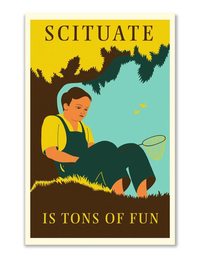 Frog & Toad Design Scituate is Tons of Fun Print