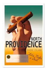 Frog & Toad Design North Providence Print