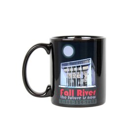 """Frog & Toad Design Fall River """"The Future is Now"""" Mug"""