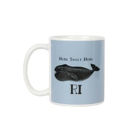 Frog & Toad Design The RI Whale Mug