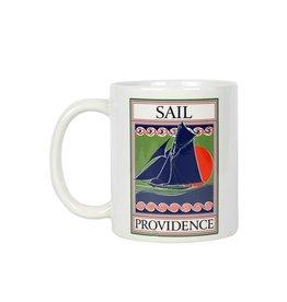 Frog & Toad Design Sail Providence Mug