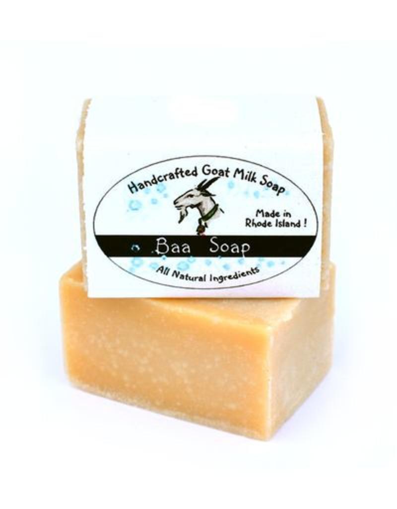 Baa Soap Honey Oatmeal Goat Soap