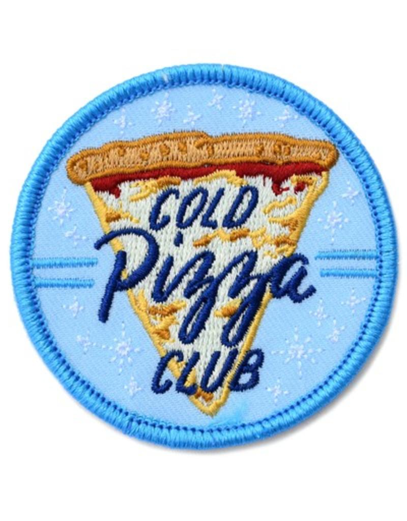 Frog & Toad Press Cold Pizza Club Patch