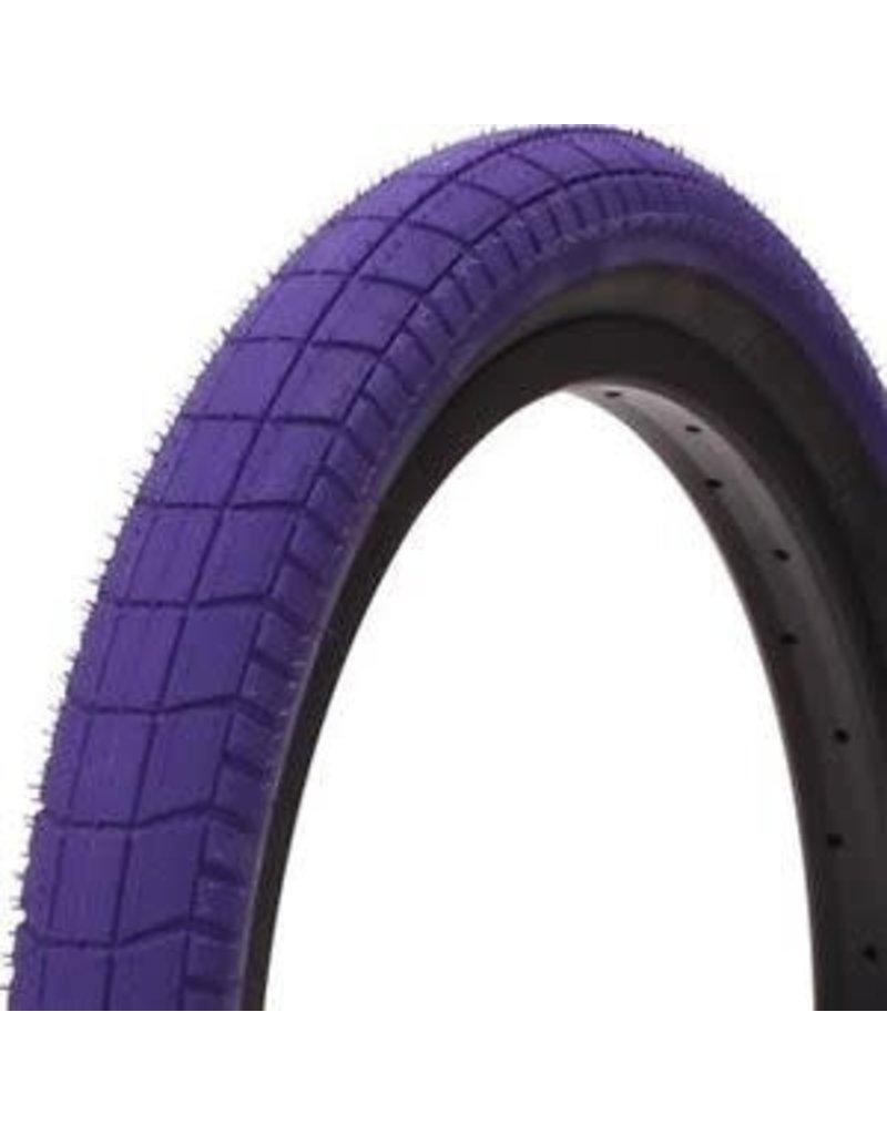 Cult Cult Dehart Tire Purple w/ Black Wall 20x2.35