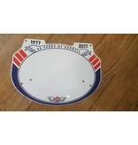 Race Plate - Thin