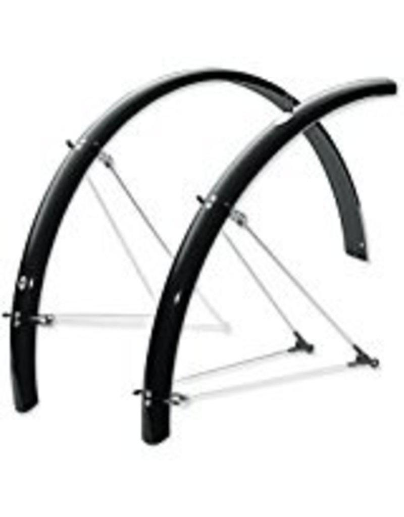 Planet Bike Planet Bike Cascadia ALX 700c Fender Set, 35mm