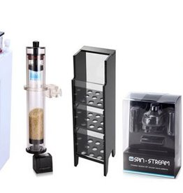 INNOVATIVE MARINE Aqua Gadget - Desktop Performance Pack - Ghost Skimmer, Minimax Reactor, Custom Caddy, Spinstream & Accudrip
