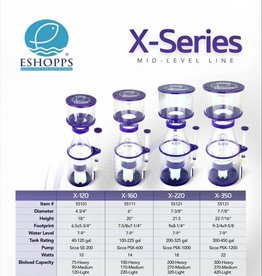 ESHOPPS X-220 Axium Skimmer 4th Gen 325g